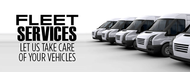 Fleet Services Available
